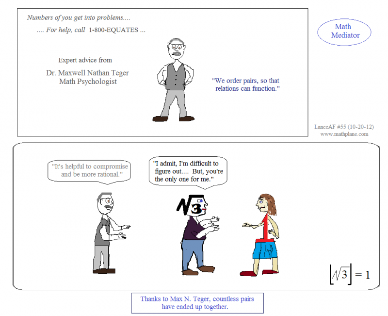 webcomic 55 math mediator psychologist